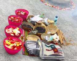 Mayan offerings