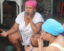 Brujas Smoking