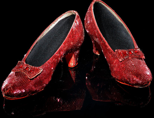Finding Your Ruby Red Slippers