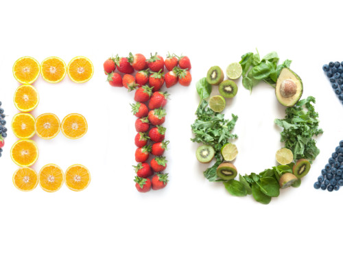 A comprehensive approach to detoxing your life!!