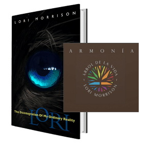 Lori Morrison - Lori's Story | The Disintegration of My Ordinary Reality & Tree of Life Harmony Meditation CD Bundle